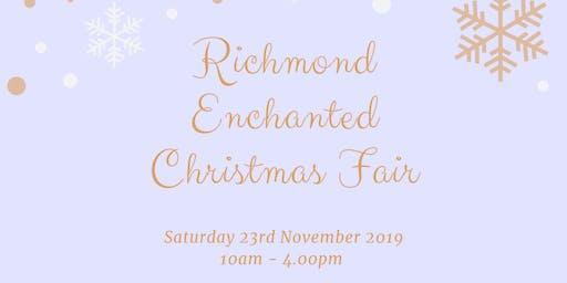 RICHMOND ENCHANTED CHRISTMAS FAIR 2019