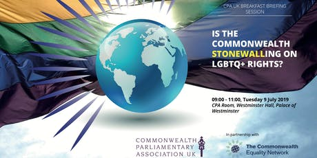 Is the Commonwealth Stonewalling on LGBTQ+ Rights? tickets