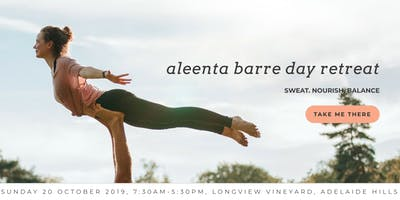 Aleenta BARRE Day Retreat
