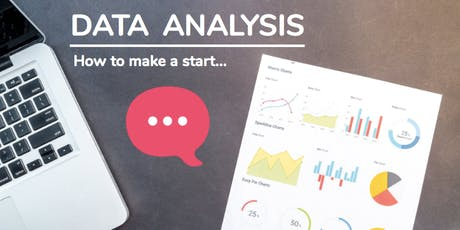 Data Analysis: How to Make a Start tickets