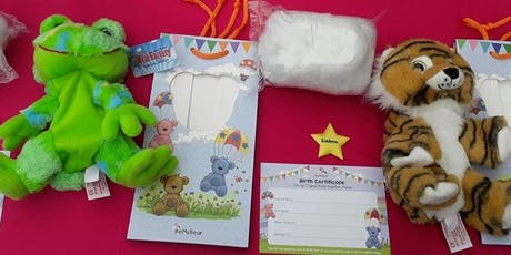 Create a bear with SmartyPartyRoxy tickets