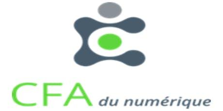 Réunion d'information CFA du Numérique billets
