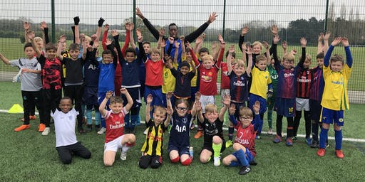 Summer Term Holiday Camps - The Lloyd Doyley TetraBrazil Soccer School