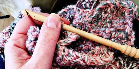 Crochet for Beginners at Seeded - July Evening Session tickets