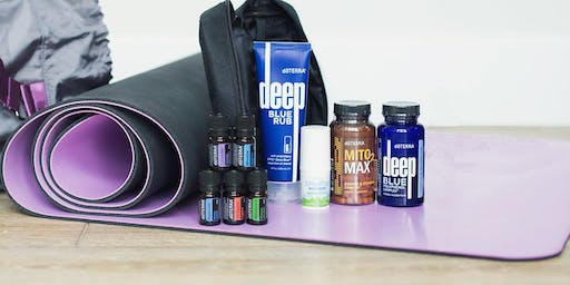 DoTerra Essentials 101 - Exercise and Recovery