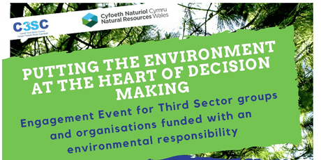 Putting the Environment at the Heart of Decision Making - Engagement Event tickets