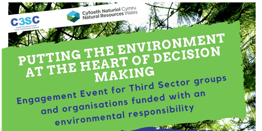 Putting the Environment at the Heart of Decision Making - Engagement Event