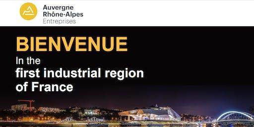 Automotive and mechanical engineering in Auvergne Rhône Alpes