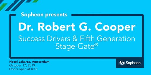 Success Drivers  and Fifth Generation Stage-Gate®