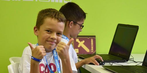 Nova Logiscool Davie - SUMMER CAMP - Minecraft Design