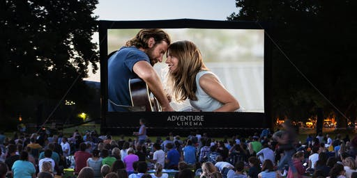 A Star Is Born Outdoor Cinema Experience / Sinema Dan y Sêr