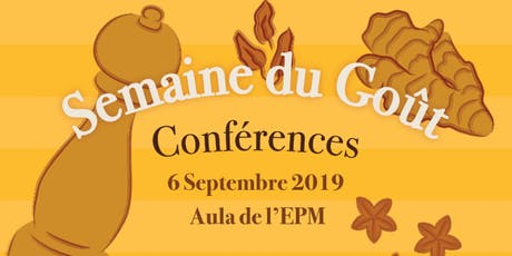 """Conférence avec M. Rosset """"Les épices"""" tickets"""