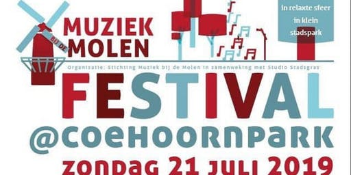 Muziek bij de Molen festival @ Coehoornpark