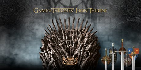 London: Iron Throne Experience for Game of Thrones Fans tickets