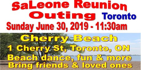 SaLeone Reunion Outing tickets