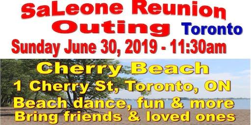 SaLeone Reunion Outing