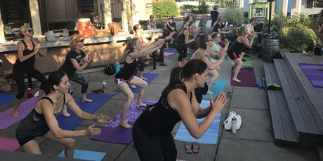 Fitness Month - Barre3 tickets