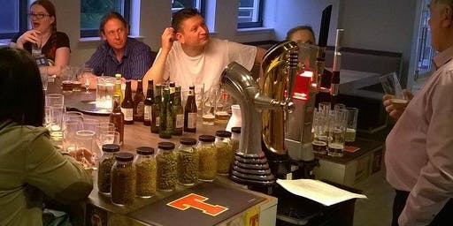 Evening With The Master Brewer