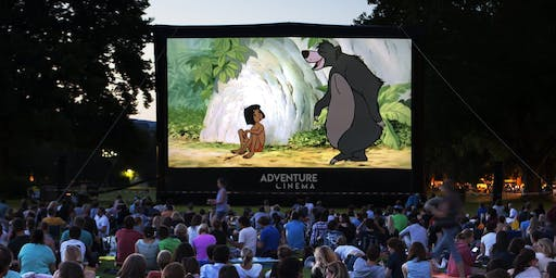 The Jungle Book Outdoor Cinema Experience in Cardiff