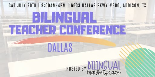 Bilingual Teacher Conference in Dallas 2019