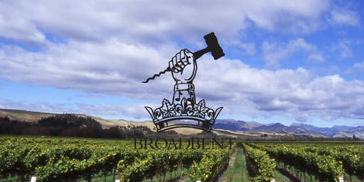 Wine Tasting with Broadbent Selections