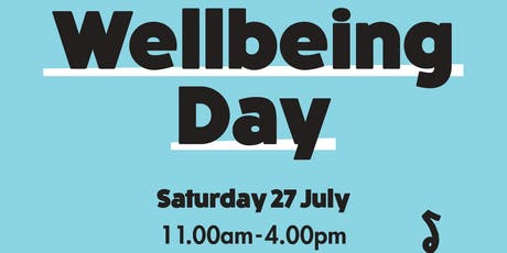 Wellbeing Day Summer 19 tickets