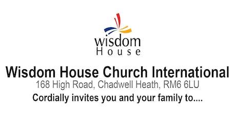 IWC Gospel Concert 2019 tickets