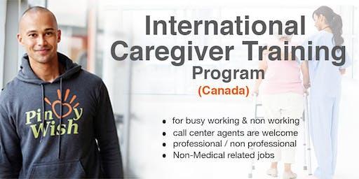 International Caregiver Training Program for Canada