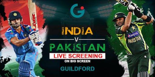 India Vs Pakistan World Cup Match Screening