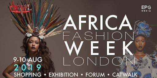 AFRICA FASHION WEEK LONDON 2019 | THE BEST IN AFRICAN FASHION