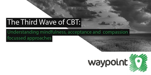 The Third Wave of CBT