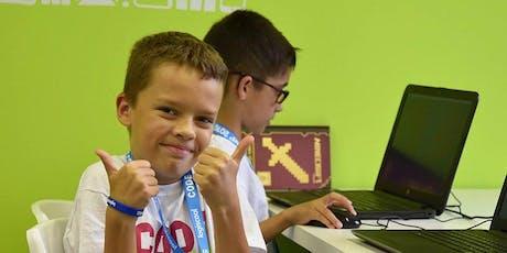 Nova Logiscool Davie - SUMMER CAMP - Minecraft Design tickets