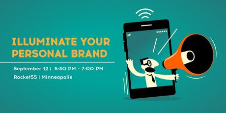 Illuminate Your Personal Brand tickets