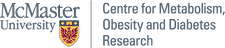 McMaster Centre for Metabolism, Obesity and Diabetes Research (MODR) logo