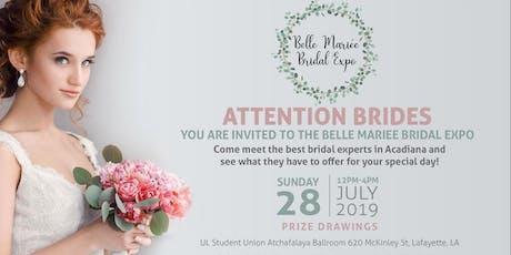 Belle Mariée Bridal Expo tickets