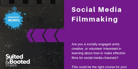 Social Media Filmmaking tickets