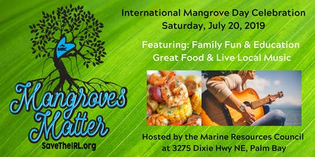 International Mangrove Day Celebration: Mangroves Matter! tickets
