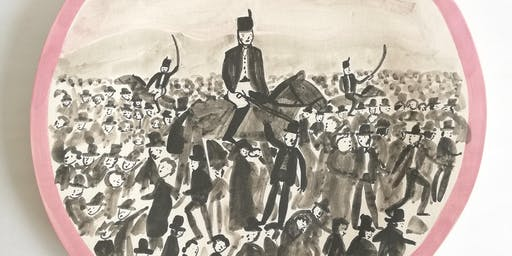 Craft Unravelled: Misshaping Peterloo Exhibition Tour