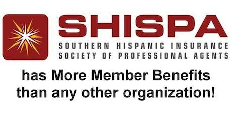 SHISPA Member Benefit Update Luncheon tickets