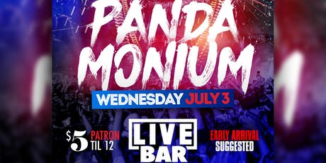 Pandamonium (No Work No Class The Next Day) tickets