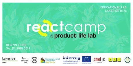 reACTcamp - Gemeinsam eine nachhaltige Zukunft gestalten Tickets