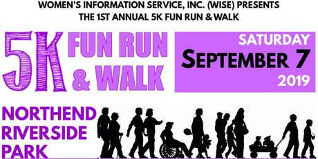 WISE 1st Annual 5K Fun Run & Walk tickets