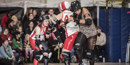 Toronto Roller Derby Summer Smasher Round Robin Tournament