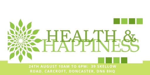 Health and Happiness Expo