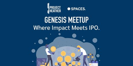 Genesis Meetup tickets