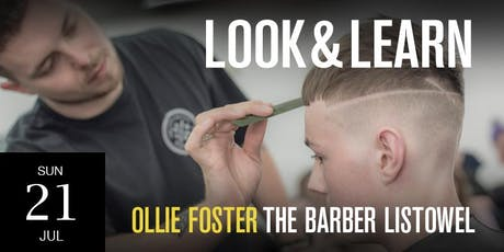 Listowel Look and Learn presenting Ollie Foster tickets