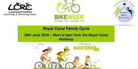 Bike Week Family Cycle 2019 tickets