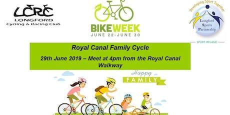 Bike Week Family Cycle 2019 tickets
