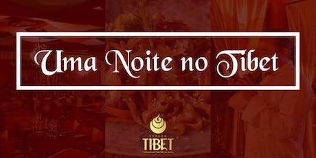 Uma Noite no Tibet ingressos