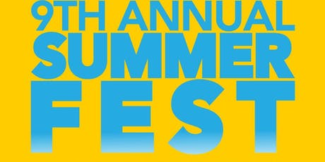 9th Annual TAMA Summer Fest (Tompkins Ave Merchant Association) tickets